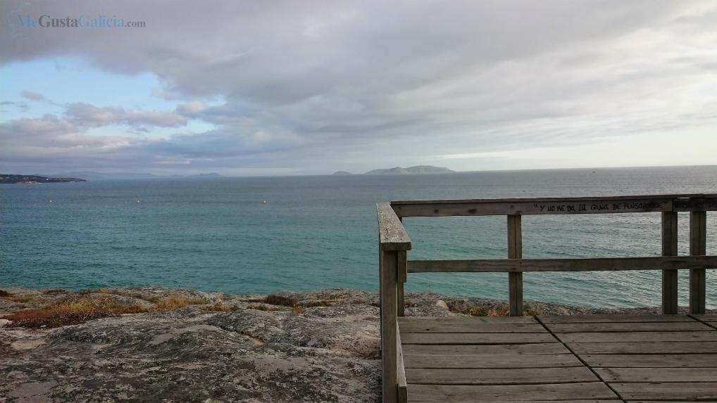 Mirador Playa Lanzada