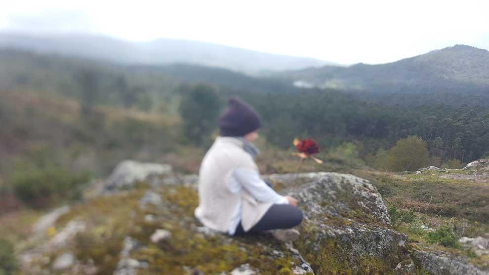Foto: Olga Salgueiro. Serra do Galiñeiro. Gondomar (Pontevedra)